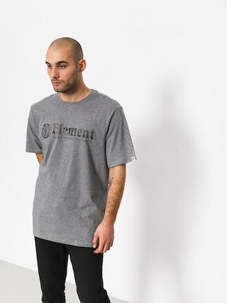 Element Bark Horizontal T-shirt (grey heather)
