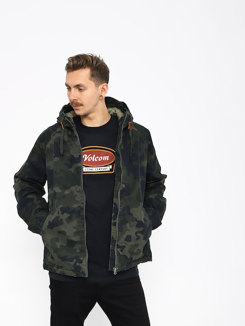 Element Alder Raglan Jacket (bark camo)