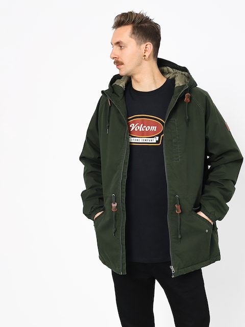 Element Stark Raglan Jacket (olive drab)