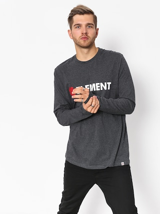 Element Longsleeve Blazin (charcoal heather)