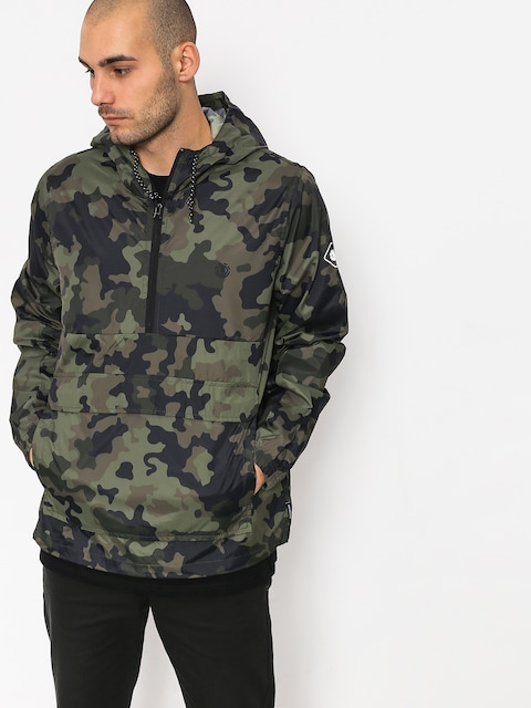 Element Alder Pop Tw Jacket (bark camo)