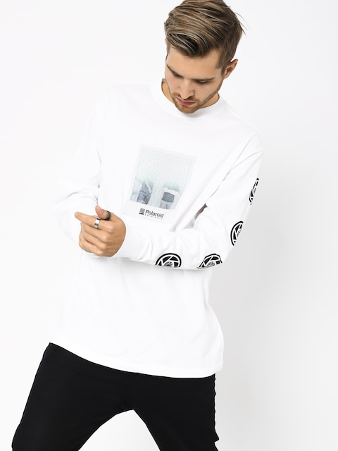 Element Nassim Longsleeve (optic white)