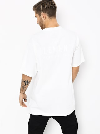 Element French Fred T-shirt (optic white)