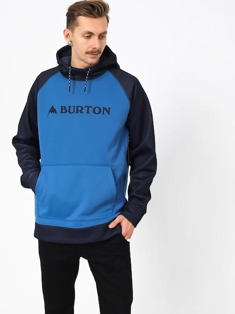 Burton Crown Bndd HD Active sweatshirt (valbl/moodht)