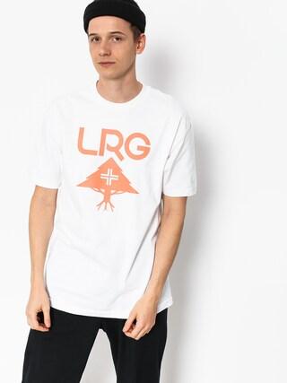 LRG Classic Stack T-shirt (white)