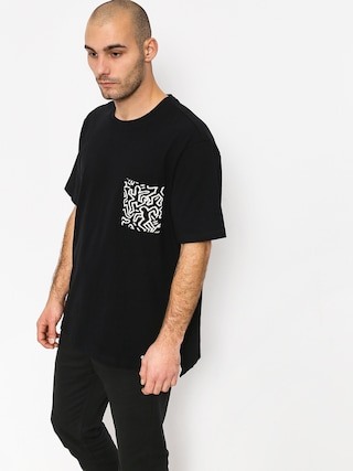 Element Kh Pocket T-Shirt (flint black)