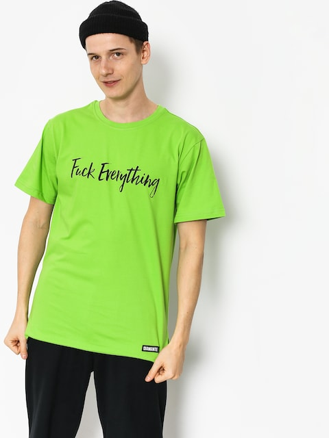 Diamante Wear Fuck Everything T-shirt