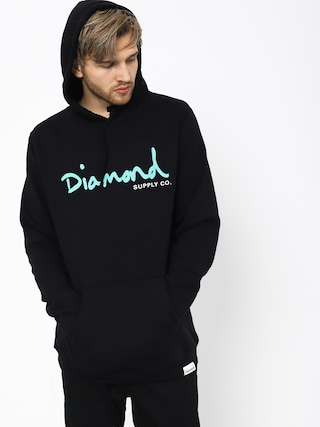 Diamond Supply Co. Og Script HD Hoody (black)