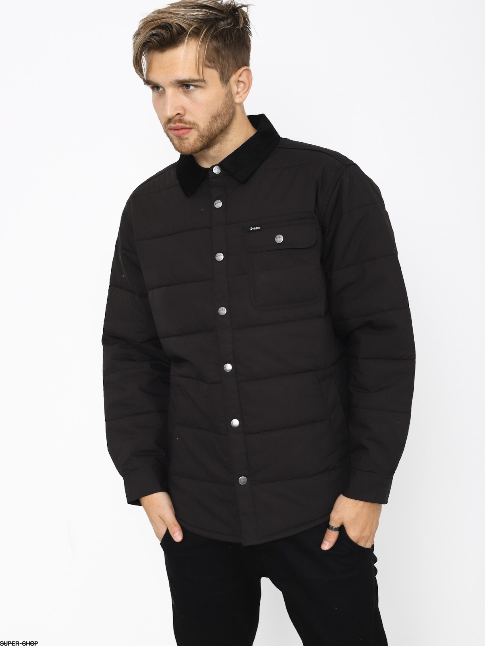 Brixton Cass Jacket (black black) b1e226d556b