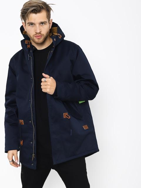 Brixton Monte Jacket (navy/khaki)