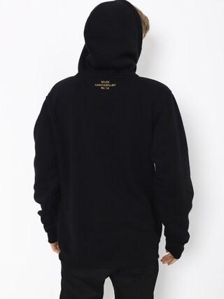 MassDnm Golden Crown HD Hoodie (black)