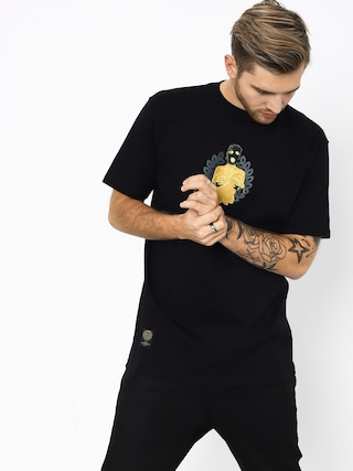 MassDnm Golden Chick T-shirt (black)