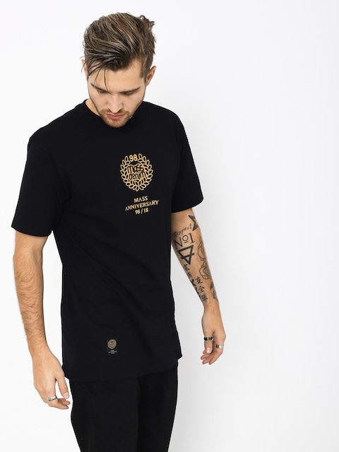 MassDnm Golden Crown T-shirt