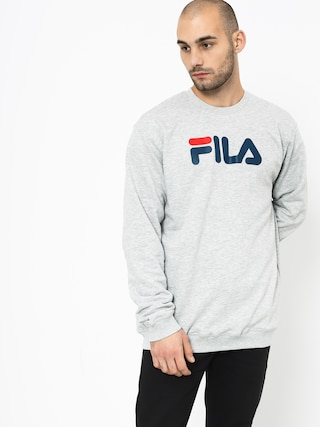 Fila Pure Sweatshirt (light grey mel bros)