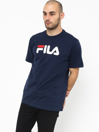 Fila Pure Short Sleeve Shirt T-shirt (black iris)