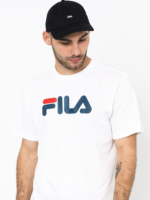 Fila Pure Short Sleeve Shirt T-shirt (bright white)