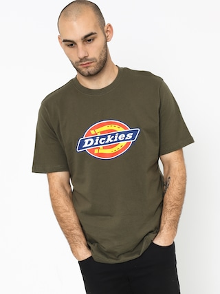 Dickies Horseshoe T-shirt (dark olive)