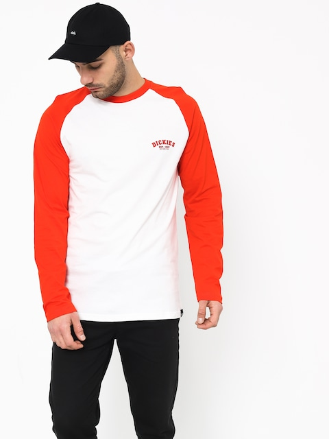 Dickies Baseball Longsleeve (orange)