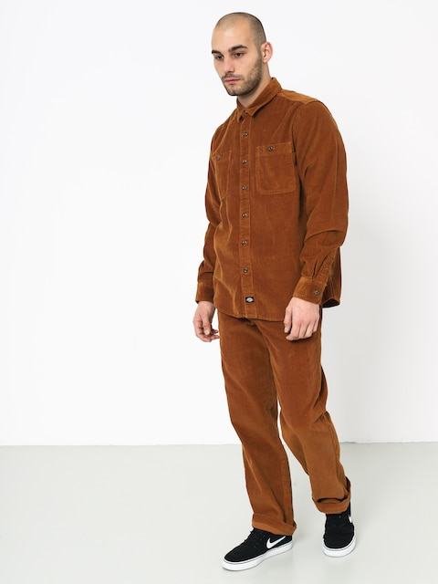Dickies Arthurdale Shirt (brown duck)