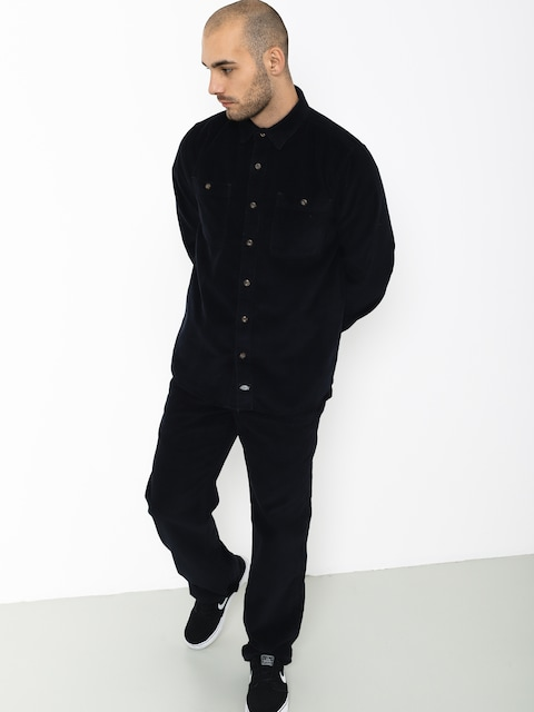 Dickies Arthurdale Shirt (dark navy)