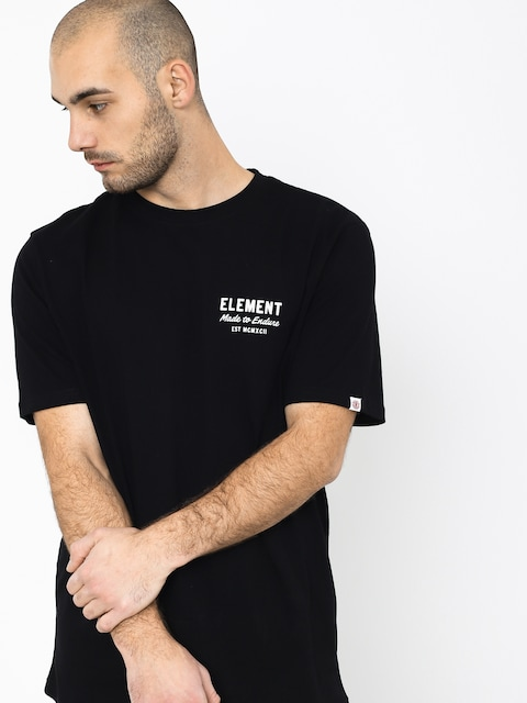Element Sign T-shirt (flint black)