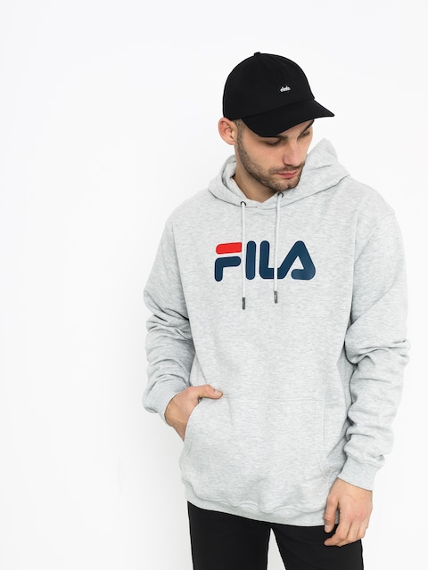Fila Pure HD Hoodie (light grey mel bros)