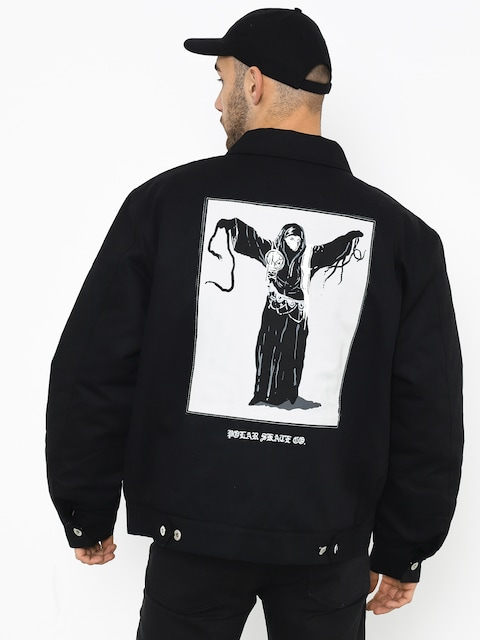 Polar Skate Rituals Jacket (black)