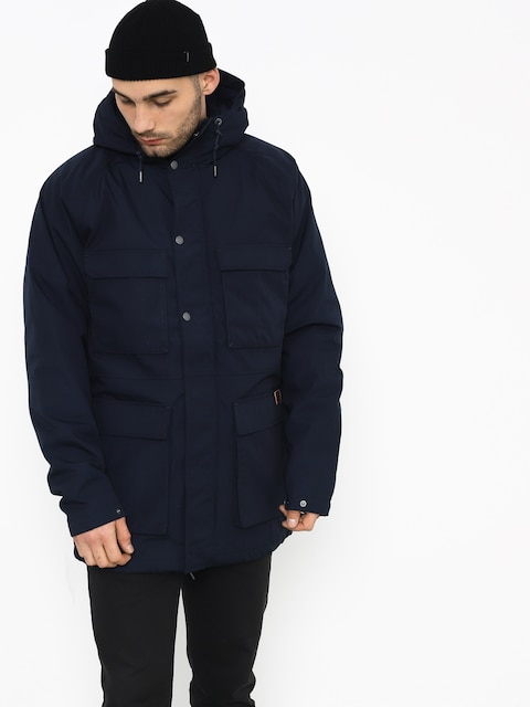 Volcom Renton Winter Parka Jacket (nvy)