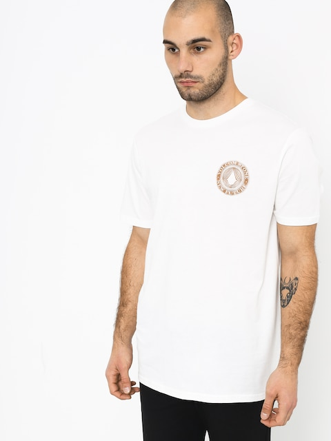 Volcom sphere Bsc T-shirt (wht)