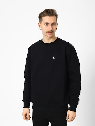 Nervous Icon Sweatshirt (black)