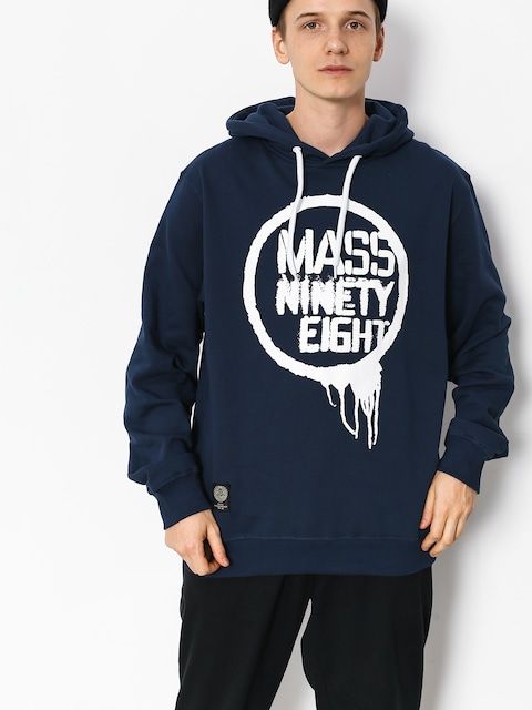 MassDnm Return HD Hoodie (navy)
