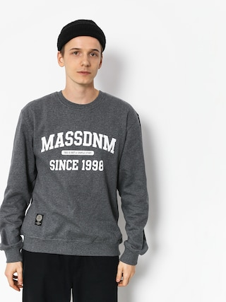 MassDnm Campus Sweatshirt (dark heather grey)