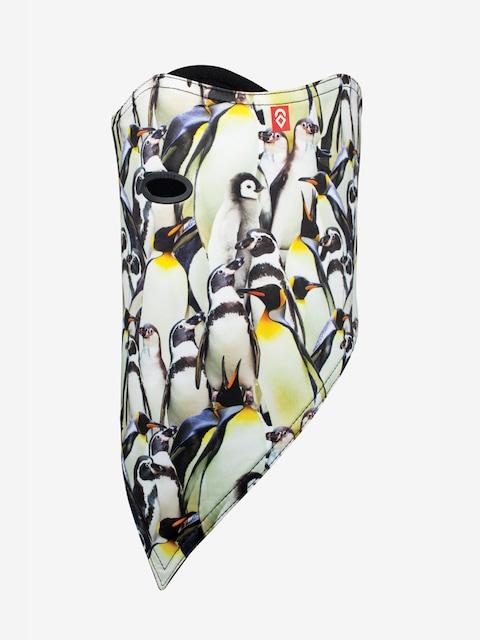 Airhole Facemask Standard Bandana (penguins)