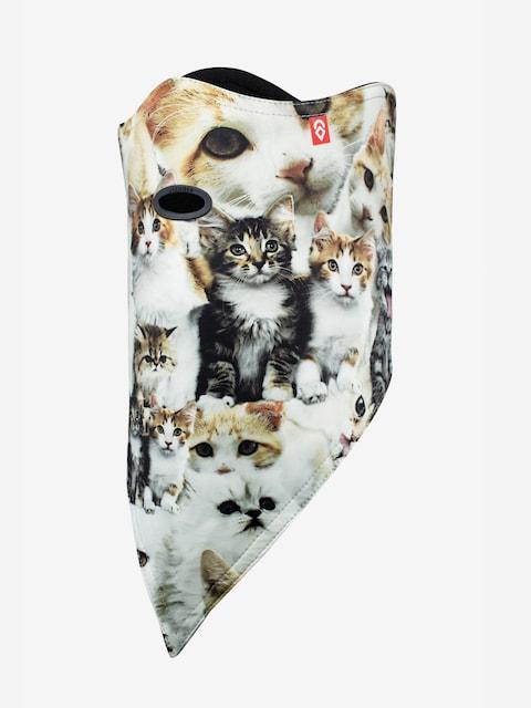 Airhole Facemask Standard Bandana (meow)