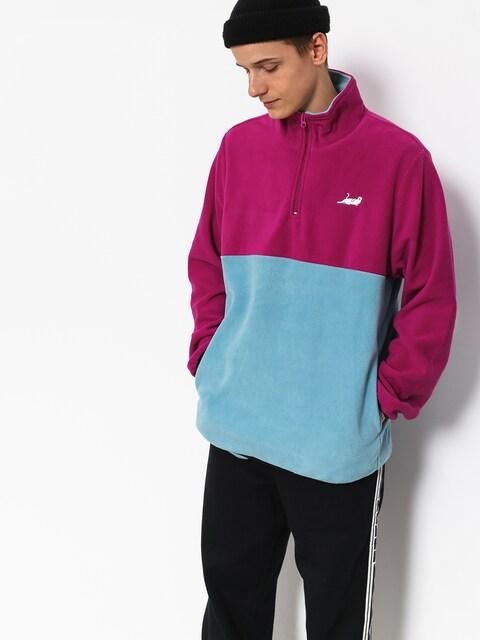 RipNDip Bluza Castanza Half Zip Fleece (purple)