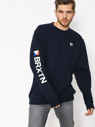 Brixton Stowell II Crew Sweatshirt (navy)