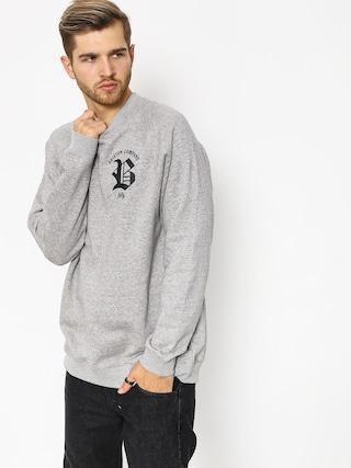 Brixton Rawson Crew Sweatshirt (heather grey)