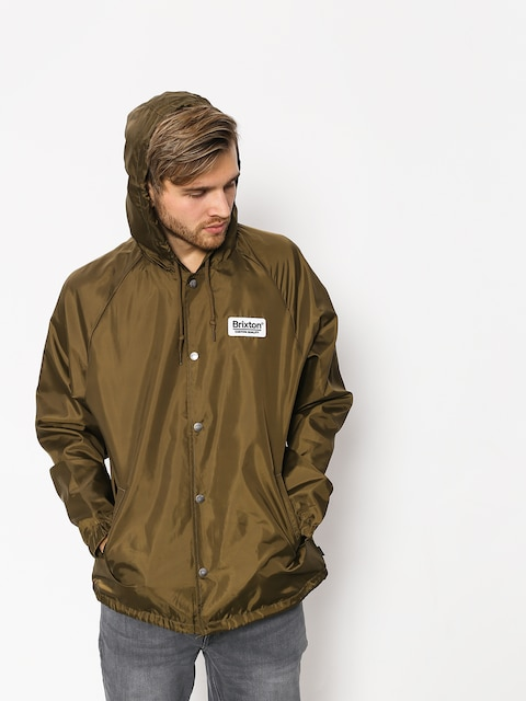Brixton Palmer HD Jacket (olive/black)