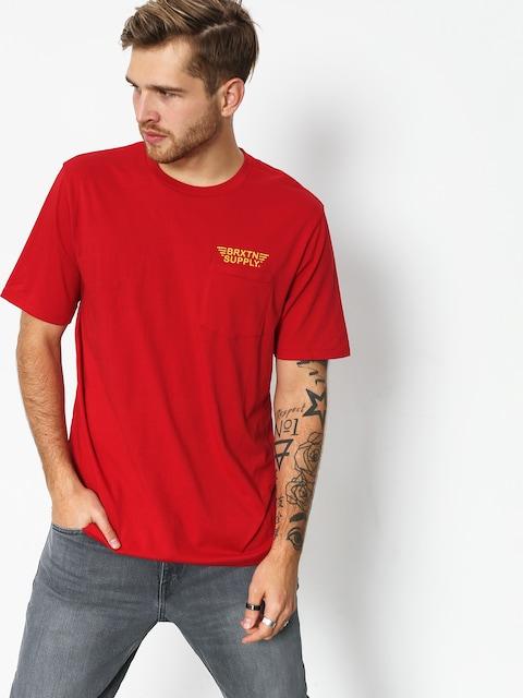 Brixton Pinion Pkt T-shirt