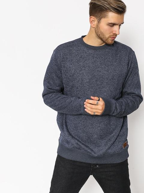 Quiksilver Keller Sweatshirt (navy blazer heather)