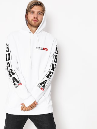 Supra Crown Jewel HD Hoodie (white/black/red)
