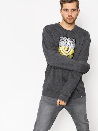 Element Reroute Crew Sweatshirt (charcoal heather)