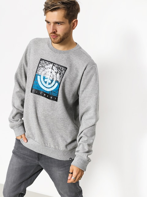 Element Reroute Crew Sweatshirt