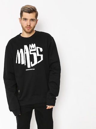 MassDnm Crown Sweatshirt (black)
