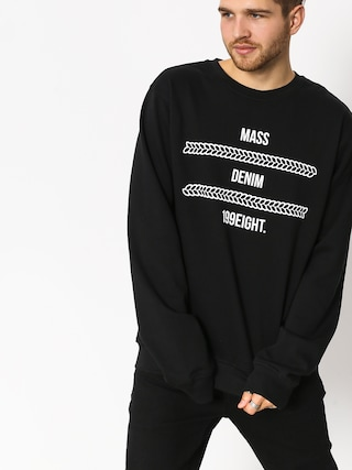 MassDnm Line Up Sweatshirt (black)