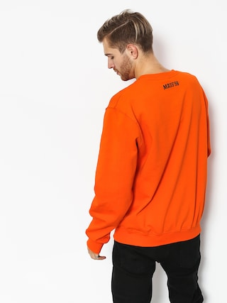 MassDnm Campus Sweatshirt (orange)