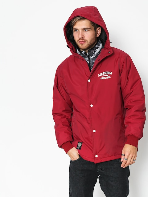 MassDnm Campus Jacket (claret)