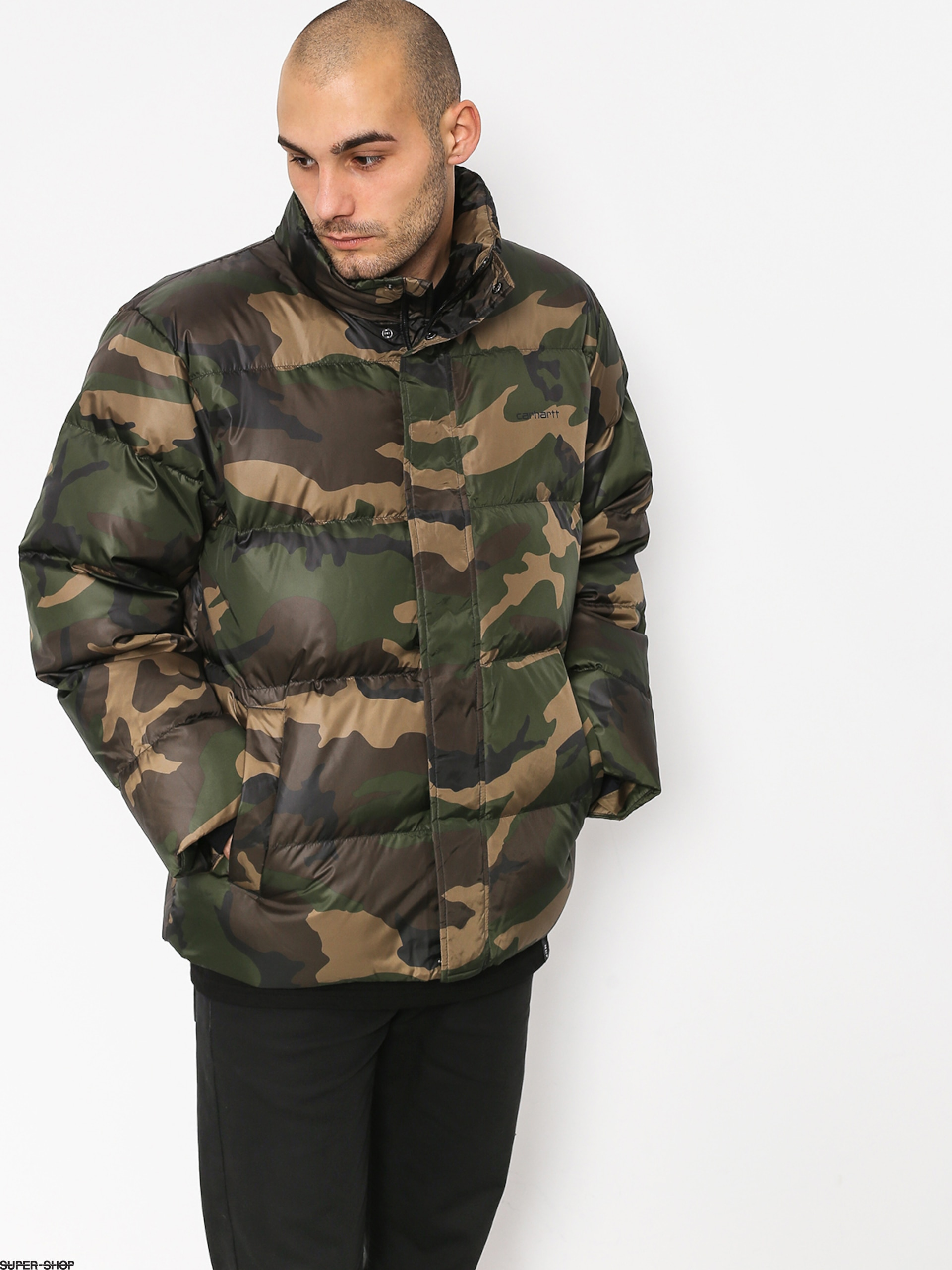 outlet online high quality best shoes Carhartt WIP Deming Jacket (camo)