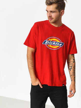 Dickies Horseshoe T-shirt (fiery red)