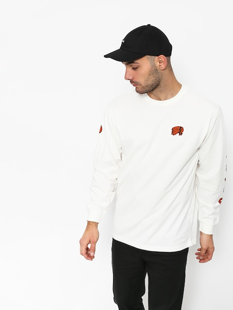 Brixton Primo Ls Stt Longsleeve (off white)